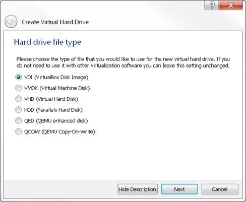 Installing Solaris x86 11 2 from an ISO in Virtualbox – Part 1