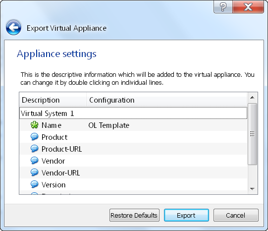 Oracle VM templates, the easy way – Part 1of3 Creating the