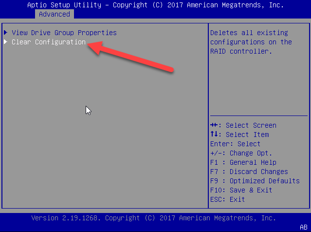 How to use Oracle X7 internal raid controller - Tales from